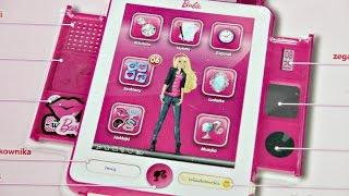 getlinkyoutube.com-Barbie B-book Pad - Interactive Organiser / Interaktywny Organizer Barbie Pad Tablet - BBDM3