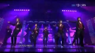 getlinkyoutube.com-SS501  Ur Man (live all  members)
