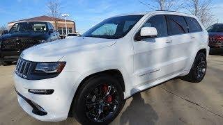 getlinkyoutube.com-2014 Jeep Grand Cherokee SRT Start Up, Exhaust, and In Depth Review