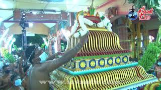 தொண்டமனாறு செல்வச்சந்நிதி முருகன் கோவில் கொடியேற்றம் 08.08.2021