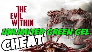 getlinkyoutube.com-The Evil Within - Money Cheat/Glitch - UNLIMITED GREEN GEL!!