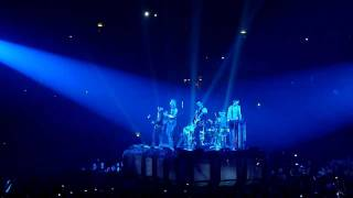 getlinkyoutube.com-Rammstein - Ohne Dich - Arena Riga 2012.02.07 (part 10) [HD 720p]