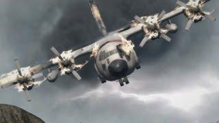 getlinkyoutube.com-Tomb Raider 2013 Plane Crash Gameplay PC Ultra Settings 1080p