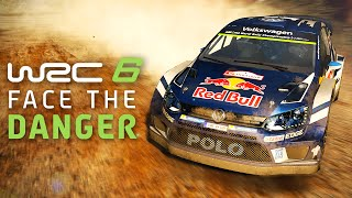 WRC 6 - Face the Danger Trailer