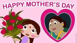 getlinkyoutube.com-Chhota Bheem - Mother's Day Special Video 2016