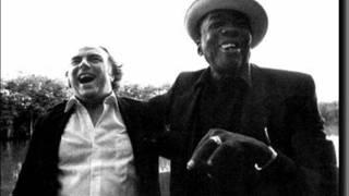 John Lee Hooker & Van Morrison - Dont Look Back (Lyrics)
