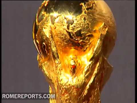 Vatican reveals its favorites for the 2010 World Cup in South Africa