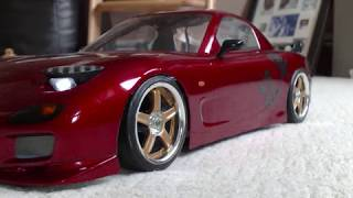 getlinkyoutube.com-My First RC Drift Car Build