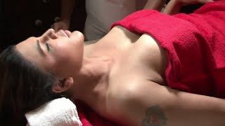 getlinkyoutube.com-Rakhi Sawant Full Body Massage Uncensored Footage Video Wach Out !