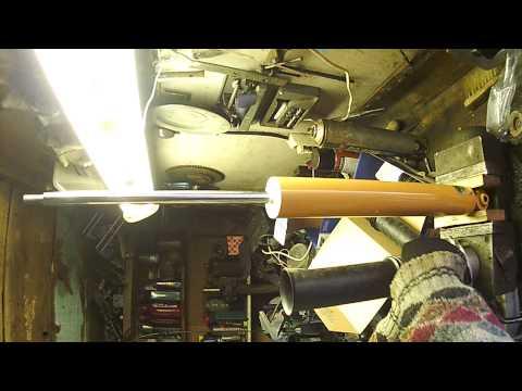 Замена задних пружин и амортизаторов ... C4