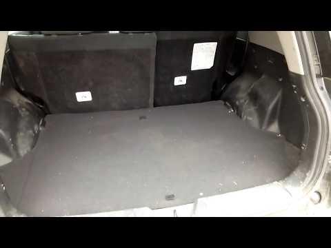 Переделка багажника Джили Эмгранд X7