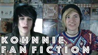 getlinkyoutube.com-Reacting To Kohnnie Fanfiction