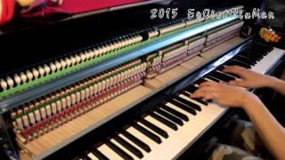 getlinkyoutube.com-食戟のソーマ (Shokugeki no Soma) OP - Kibou no Uta (希望の唄) Piano ピアノ HQ