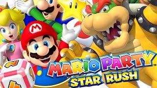 getlinkyoutube.com-MARIO PARTY STAR RUSH #2 GUILLAUME VS KIM | BOWSER ARRIVE !