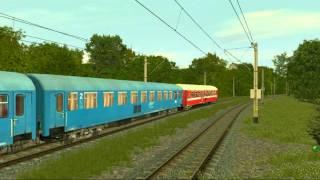 getlinkyoutube.com-CFR 41-0564-9 in trainz simulator 2009