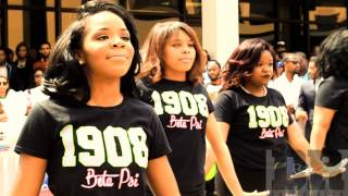 getlinkyoutube.com-Alpha Kappa Alpha - Beta Psi Chapter- Yard Show Spring 2015