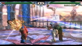 getlinkyoutube.com-Soul Calibur 3 1080p running on PCSX2 0.9.9 SVN