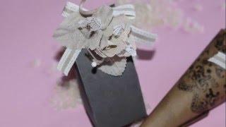 scatolina porta confetti