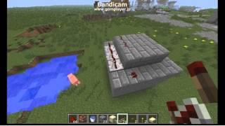 getlinkyoutube.com-Minecraft 拡散TNTキャノン作り方・ゆっくり解説