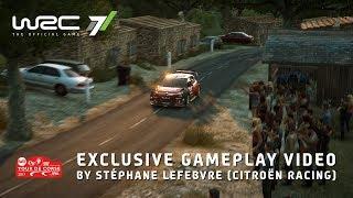 WRC 7 - Corsica Játékmenet