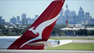 getlinkyoutube.com-Qantas Business Class [ SYD - LAX ]