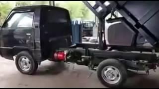 getlinkyoutube.com-Mitsubishi L300 Pick Up Heavy Duty with With Mekanik Pump