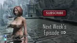 Problem: Skyrim is not sexy enough.  Solution:  Kill yourse- I mean, make a mod.