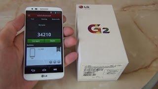 getlinkyoutube.com-Смартфон LG G2 Чёткий и Позитивный Обзор / от Арстайл /