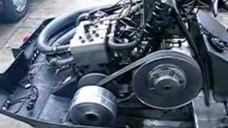 getlinkyoutube.com-My 1976 Mercury Sno-Twister 250 @ idle