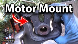 How To Replace A Motor Mount In Your Car