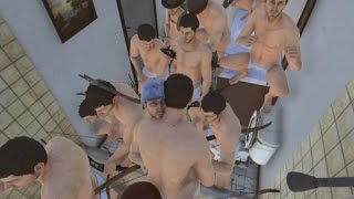 getlinkyoutube.com-【GTA5×DayZ】裸で銃や車に立ち向かう!【H1Z1】