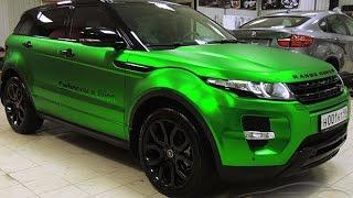 getlinkyoutube.com-RR green chrome mat