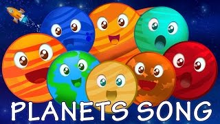 getlinkyoutube.com-Planet Song | Nursery Rhyme Videos For Kids, Children, Babies And Toddlers