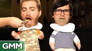 getlinkyoutube.com-Ultimate Baby Food Taste Test