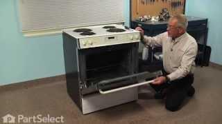 getlinkyoutube.com-Range/Stove/Oven Repair - Replacing the Oven Sensor (GE Part # WB21X5301)