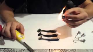 getlinkyoutube.com-Lunker city gumy na sandacza i  szczupaka   Zbrojenie   Wędkarstwo spiningowe