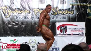 "getlinkyoutube.com-MANUEL ""CHARRO"" LOMELI,  IFBB TIJUANA PRO SHOW 2013"