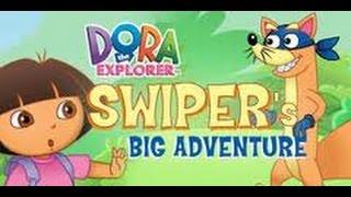 getlinkyoutube.com-Dora the Explorer Swiper's Big Adventure - Dora and Friends Full Cartoon Game