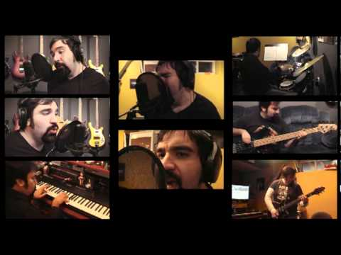 Split Screen Bohemian Rhapsody - Richie Castellano