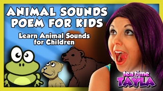 The Animal Sounds Poem