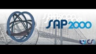 Autocad to Sap 2000 شرح برنامج ساب 2000 للمهندس محمود زغلل التحويل من الاتوكاد إلى الساب