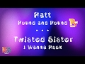 New Rock Band DLC - Ratt & Twisted Sister