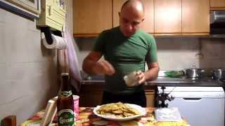 getlinkyoutube.com-Frittelle di farina di ceci - Ricetta