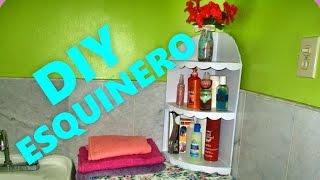 getlinkyoutube.com-DIY *esquinero de carton* Andy Llya Manualidades