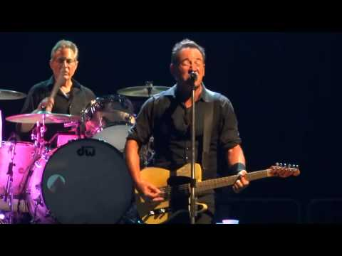 Bruce Springsteen - Thunder road - Stockholm 3.5.2013
