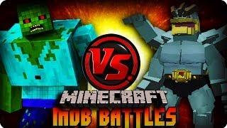 getlinkyoutube.com-Minecraft Mods - MACHAMP  VS MUTANT CREATURES! Mod Battle (MUTANT CREATURE MOD / PIXELMON MOD)