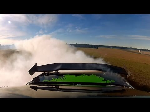 Curt Whittaker Dilusi R34 Skyline - 4 Laps Onboard - DriftSouth Battle Of The Islands 2012