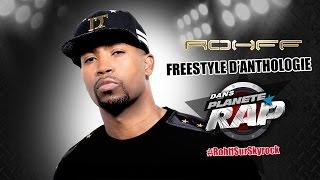Rohff - Freestyle d'Anthologie dans Planète Rap !