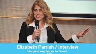 getlinkyoutube.com-Elizabeth Parrish in Moscow / Could gene therapy help you live forever?