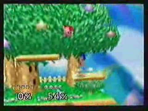 Isai (Ness) vs. Kurtis (Kirby) - Dreamland